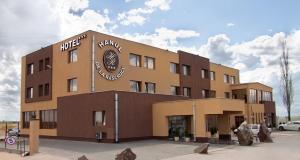 Hotel Hanul de la Rascruce, Hotely  Arad - big - 12