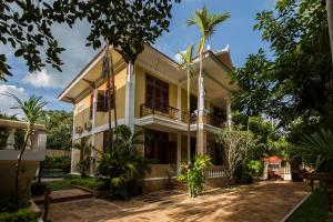 HanumanAlaya Colonial House, Hotely  Siem Reap - big - 66