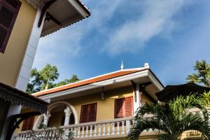 HanumanAlaya Colonial House, Hotels  Siem Reap - big - 67