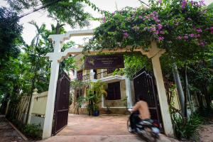HanumanAlaya Colonial House, Hotely  Siem Reap - big - 68
