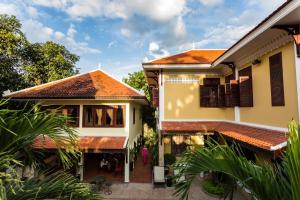 HanumanAlaya Colonial House, Hotely  Siem Reap - big - 69