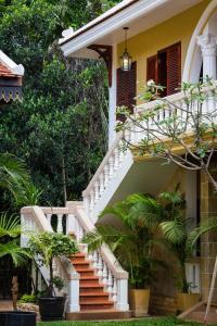 HanumanAlaya Colonial House, Hotely  Siem Reap - big - 70