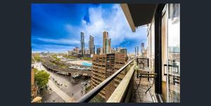 Aura on Flinders Serviced Apartments, Apartmanhotelek  Melbourne - big - 61