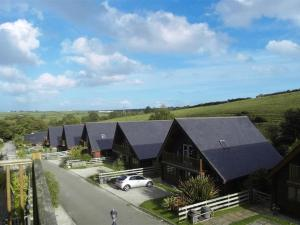 Holiday Home Rosehill, Holiday homes  Little Petherick - big - 13