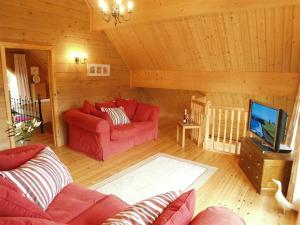 Holiday Home Rosehill, Holiday homes  Little Petherick - big - 11