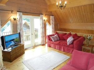 Holiday Home Rosehill, Holiday homes  Little Petherick - big - 5