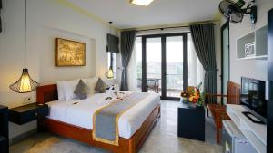 Hoi An Maison Vui Villa, Отели  Хойан - big - 16