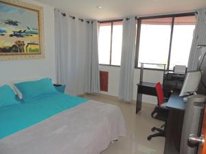 La Costa Deluxe Apartamentos - Cartagena de Indias, Apartmány  Cartagena de Indias - big - 12