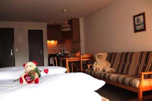 Appartements Monte Rosa, Apartmány  Täsch - big - 24