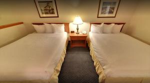 Suite with Two Queen Beds and Sofa Bed