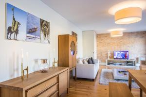 Feel Porto Destilaria Residence, Apartmanok  Vila Nova de Gaia - big - 37