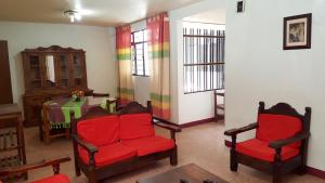 A Nice Apartment. Welcome!, Apartmanok  Oaxaca de Juárez - big - 12