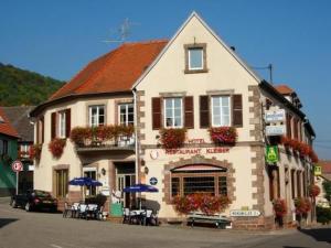 Kleiber, Hotel  Saint-Jean-Saverne - big - 37