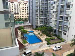 Studio Condo Near Manila Airport (Cluster B-6i), Apartments  Manila - big - 7