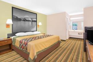 Super 8 Eufaula, Hotels  Eufaula - big - 8