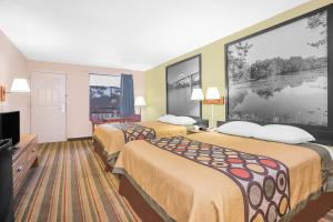 Super 8 by Wyndham Eufaula, Hotel  Eufaula - big - 7