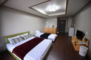 Jeju Heritage Hotel, Hotely  Jeju - big - 11