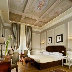 FH Hotel Calzaiuoli, Szállodák  Firenze - big - 9