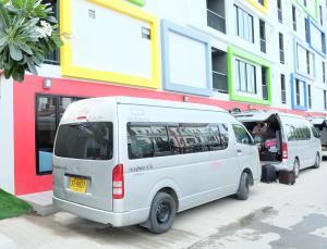 Sunny Residence, Hotely  Lat Krabang - big - 37