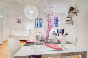 White & Woody Quadrio Apartments, Appartamenti  Praga - big - 22