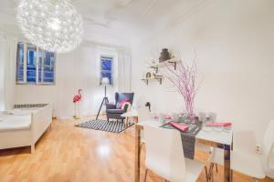 White & Woody Quadrio Apartments, Appartamenti  Praga - big - 21