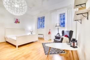 White & Woody Quadrio Apartments, Appartamenti  Praga - big - 16