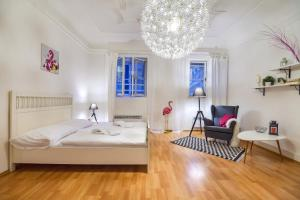 White & Woody Quadrio Apartments, Appartamenti  Praga - big - 17