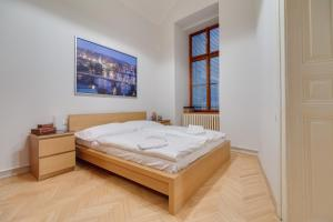 White & Woody Quadrio Apartments, Appartamenti  Praga - big - 9