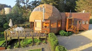Pichilemu Domos, Lodge  Pichilemu - big - 14