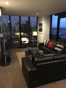 Aura on Flinders Serviced Apartments, Residence  Melbourne - big - 32