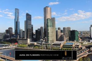 Aura on Flinders Serviced Apartments, Residence  Melbourne - big - 67