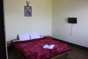Hotel valley view, Отели  Pelling - big - 19