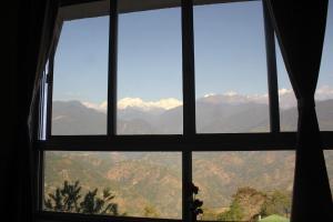 Hotel valley view, Отели  Pelling - big - 18