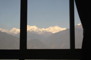 Hotel valley view, Отели  Pelling - big - 37