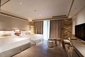 Hotel Royal Chihpin, Hotely  Wenquan - big - 8