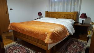 Hotel Bujtina e Bardhe, Hotel  Korçë - big - 5