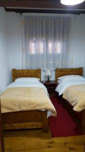 Hotel Bujtina e Bardhe, Hotel  Korçë - big - 9