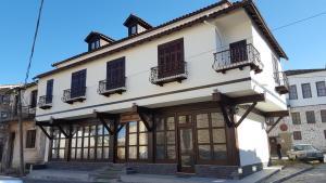Hotel Bujtina e Bardhe, Hotel  Korçë - big - 30