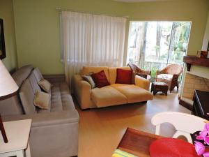 Apartamento 01 dormitório no Centro de Gramado, Апартаменты  Грамаду - big - 30