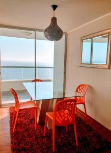 Exclusivo Departamento Con Vista Al Mar, Appartamenti  Lima - big - 9