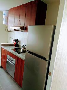 Exclusivo Departamento Con Vista Al Mar, Appartamenti  Lima - big - 8