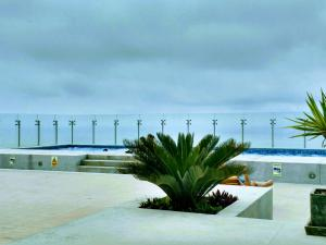 Exclusivo Departamento Con Vista Al Mar, Appartamenti  Lima - big - 6