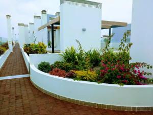 Exclusivo Departamento Con Vista Al Mar, Appartamenti  Lima - big - 11
