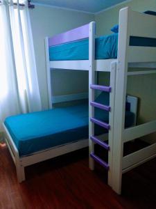 Exclusivo Departamento Con Vista Al Mar, Appartamenti  Lima - big - 14