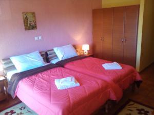Hotel Aoos, Отели  Конитса - big - 16