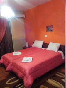 Hotel Aoos, Отели  Конитса - big - 24