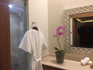 Hotel Lindo Ajijic Bed & Breakfast, Bed and Breakfasts  Ajijic - big - 10