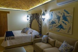 Hotel Lindo Ajijic Bed & Breakfast, Bed and Breakfasts  Ajijic - big - 11