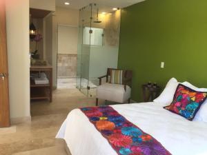 Hotel Lindo Ajijic Bed & Breakfast, Bed and Breakfasts  Ajijic - big - 18