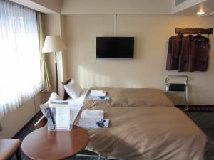 Hotel New Station, Отели эконом-класса  Мацумото - big - 18